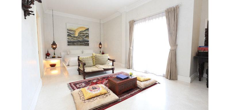At Niman Conceptual Home, Chiang Mai
