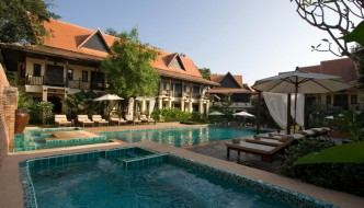 Chiang Mai city boutique hotels